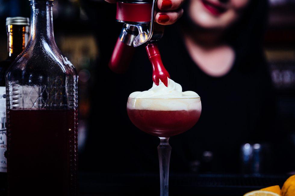 Lady Logan Cocktail