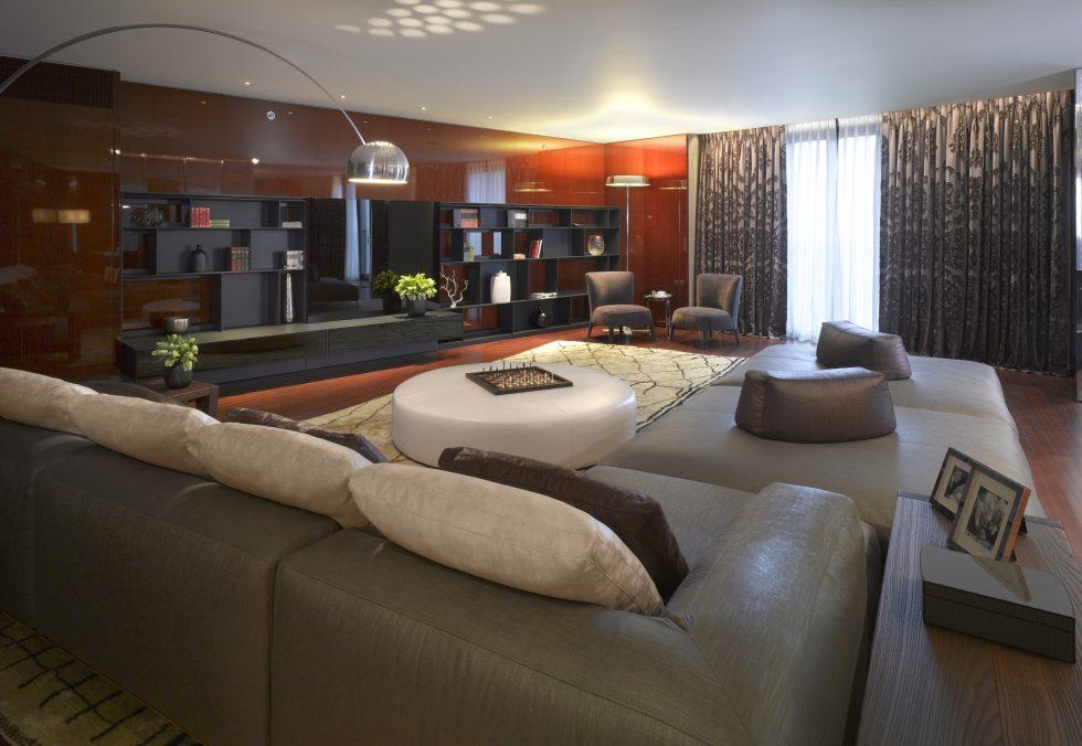 Bulgari Hotel London Suite