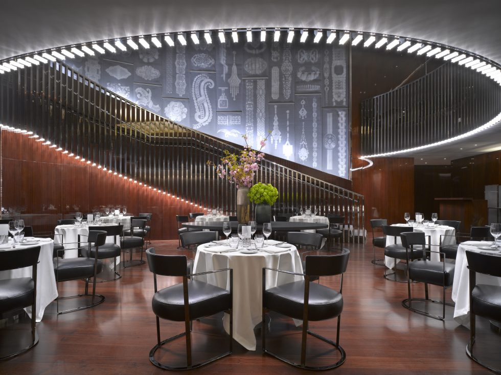 Bulgari Hotel London Ristrorante