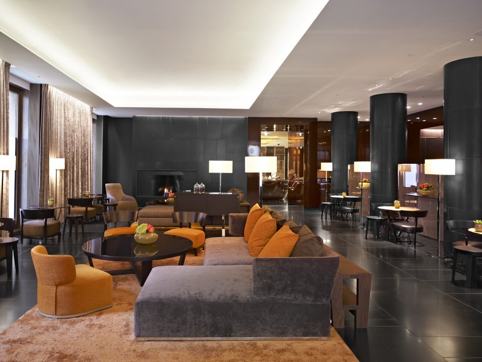 Bulgari Hotel London Lounge