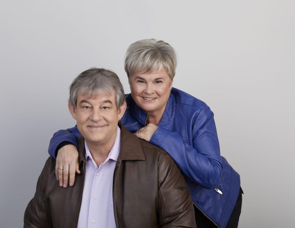 Bruce und Melody Murison